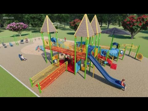 Blount County moves forward with inclusive playground project