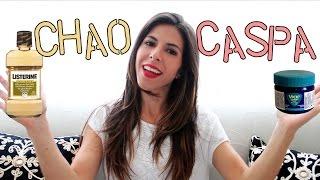 ¡DILE ADIOS A LA CASPA! ❤ ¡3 REMEDIOS CASEROS! por Lau