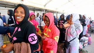 Ливия: ещё 162 мигранта возвращаются в Нигерию добровольно (новости)