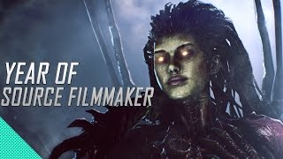 (SFM) DP Films: Year of Source Filmmaker  (2012-2013)