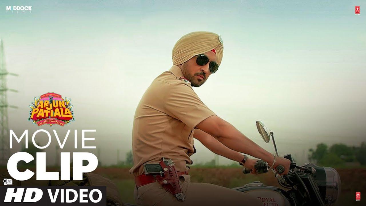 Tujhe Bhi Banna Hai Badmash? | Arjun Patiala | Movie Clip | Diljit Dosanjh, Kriti Sanon,Varun Sharma