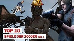 TOP10: Unsere liebsten Games der 2000er! Teil 1 🎮 #NerdRanking