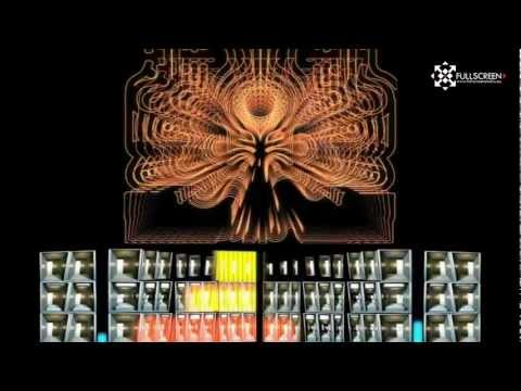Budapest Congress Center Uniqa - 3D Projection Mapping