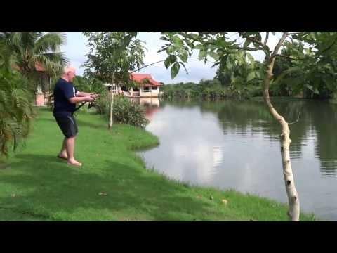 Chao Phraya At Teak Tree Lake
