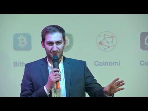 Mykhayl Chobanyan «Why bitcoin»