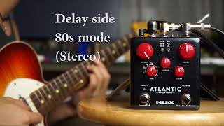 Baixar NUXFX ATLANTIC Delay&Reverb review by Vinai T