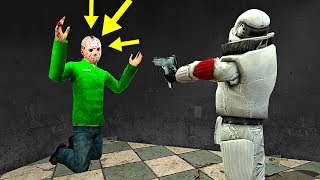 EXTREMELY BRUTAL HIDING SPOTS! - GMod Funny Moments