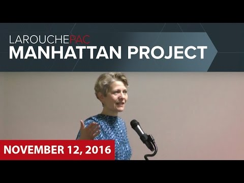 November 12, 2016 Post-election Manhattan Town Hall Meeting