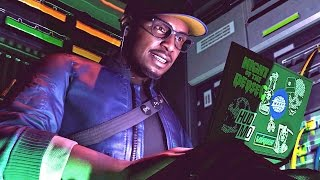 Watch Dogs 2: Primeira Gameplay - PS4 / Xbox One