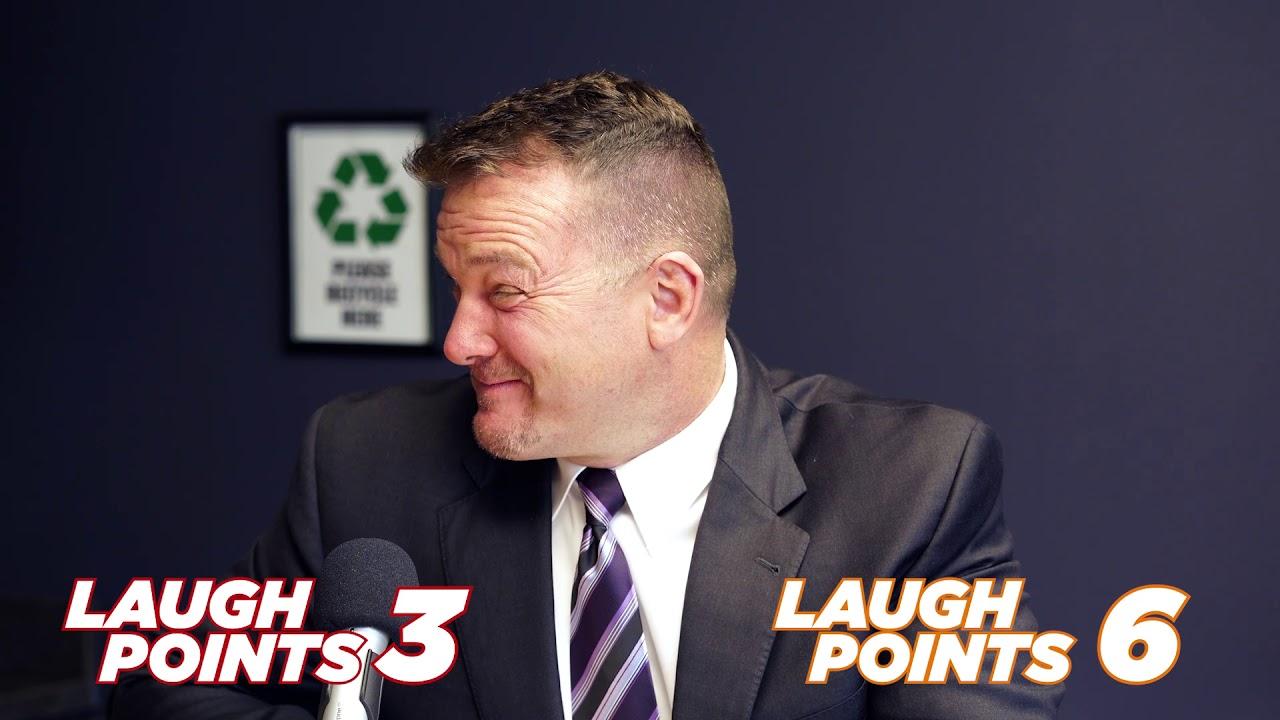 AVIAN You Laugh, You Lose | Cain vs  Greg (Ultimate Dad Jokes)