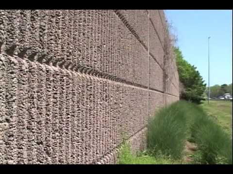 VDOT: Noise Barrier Walls