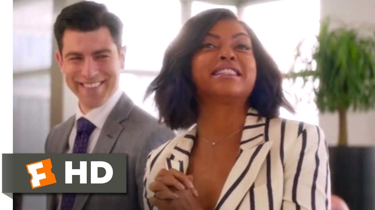 Download What Men Want (2019) - Kiss My Black Ass! Scene (10/10)   Movieclips