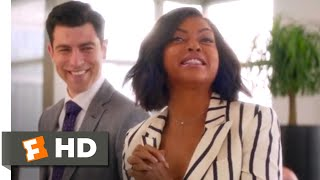 What Men Want (2018) - Kiss My Black Ass! Scene (10/10) | Movieclips