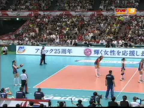 SET1 Japan - Russia Olympic Qualification 2012