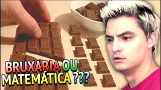 O TRUQUE DO CHOCOLATE INFINITO! (COMO FUNCIONA?)