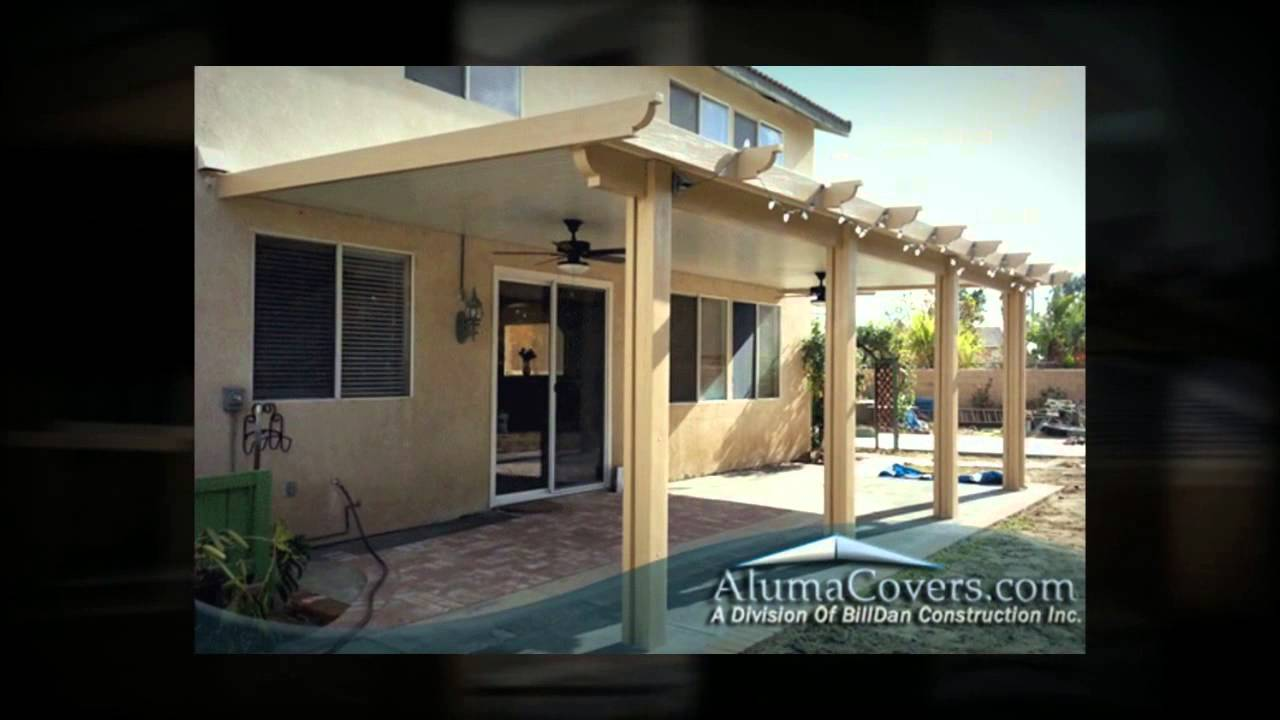 Aluminum Patio Covers Riverside Ca | Patio Covers Riverside