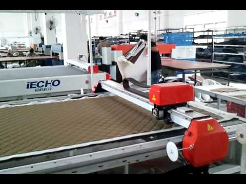 Best digital cutting machine for leather, fabric in sofa, furniture, automotive upholstery