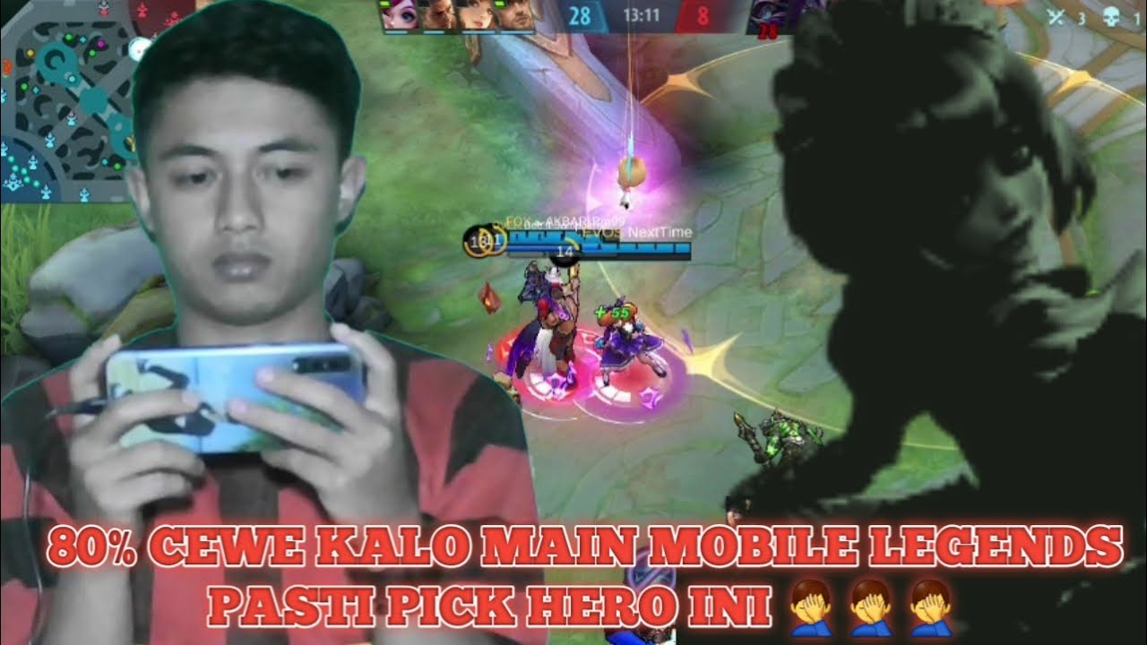 Hero Paling Banyak Di Pick Oleh Para Cwe Jika Bermain Mobile Legends