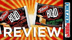 Totino's BOLD Jalapeño Poppers and Buffalo Style Chicken Rolls Video Review: Freezerburns (Ep620)