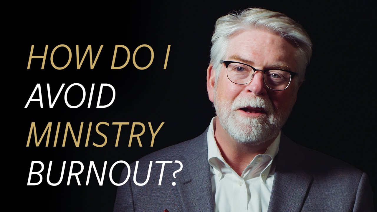 How do I avoid ministry burnout?