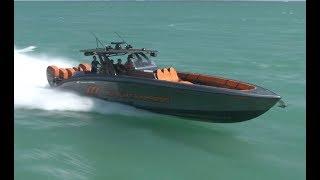 2018 FPC Miami Boat Show Poker Run TV Show Part 2
