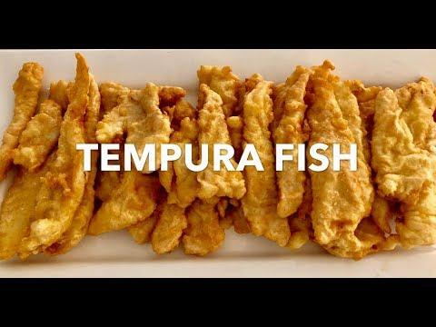 TEMPURA FISH **Asian**