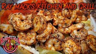 How To Cook Tasty Po' Boy Sandwich | Shrimp Po Boy