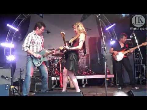 Ana Popovic Band Feat. Mike Zito  - Judgement Day/ 20. Grolsch Bluesfestival (Germany)2011