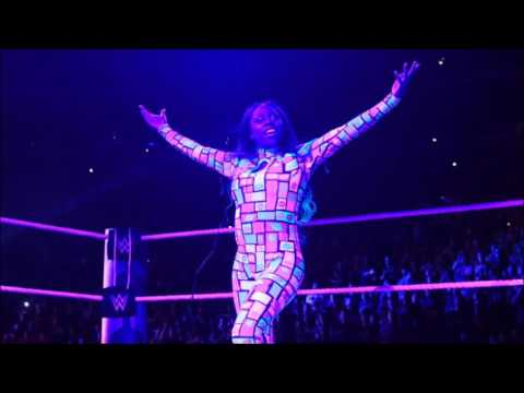 WWE: ''Amazing'' (REMIX) - Naomi NEW Theme Song 2016 [RECORDED]