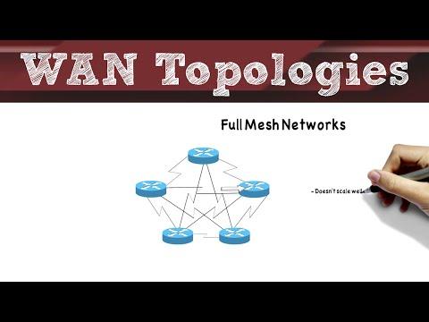 CCNA R&S version 3 Topics: WAN Topologies