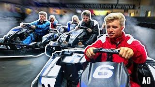 WORLD'S GREATEST GO KARTING RACE