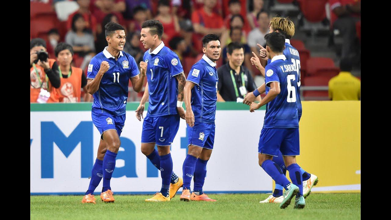 Singapore Vs Thailand Aff Suzuki Cup 2014 Highlights