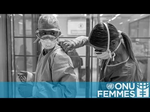 #WorldHealthDay 2020: Les femmes en première ligne de COVID-19