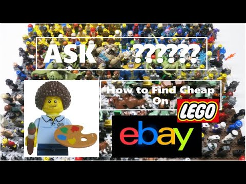 Ask Pops Block Shop #1 How To Find Cheap Lego On Ebay?