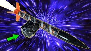 Experiment - GoPro mit einer Rakete ins Weltall schießen! (heftiger Fail)
