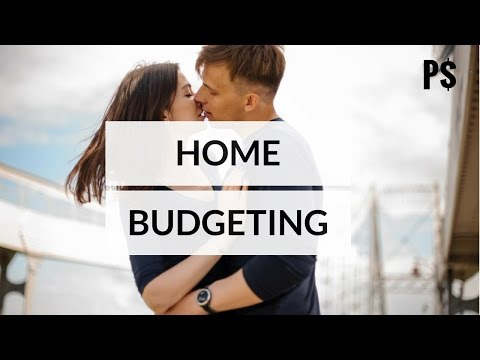 The Nitty-Gritties of Home Budgeting – Professor Savings