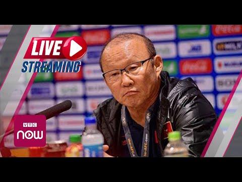 [Trực tiếp] Họp báo sau trận U23 Việt Nam và U23 Thái Lan