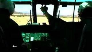Ride in a Sea King