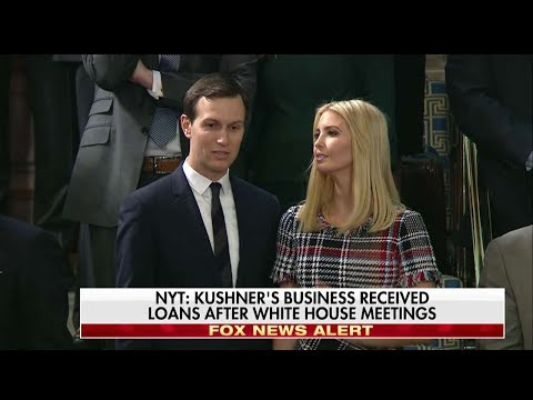 Chris Wallace: 'The Long Knives Are Out for Jared Kushner'