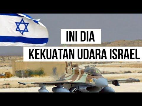 [FULL] Kekuatan Angakatan Udara ISR4EL