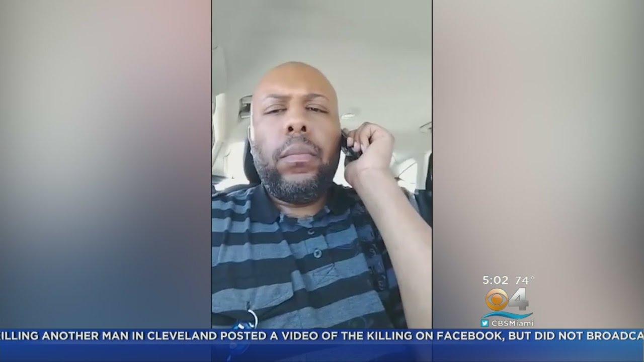 Killer Posts Video Of Murder On Facebook - YouTube