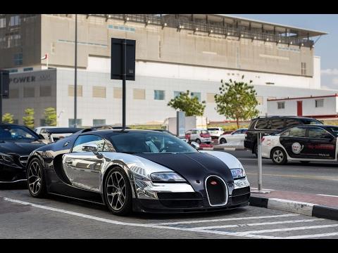 Back to Dubai: Supercar Capital of the World