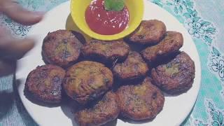 Rava cutlets suji k pakore very testy recipe mazedar