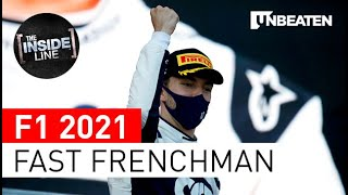 Pierre Gasly: Fast Frenchman at Paul Ricard