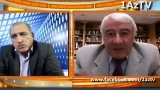 Rəsul Quliyev və Pənah Hüseyn arasında qızğın debat