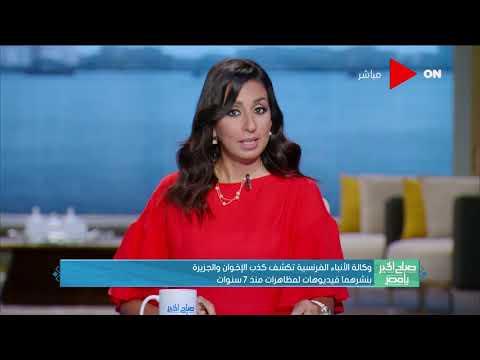 وكالة الأنباء الفرنسية تكشف كذب الإخوان والجزيرة بنشرها فيديوهات لمظاهرات منذ 7 سنوات