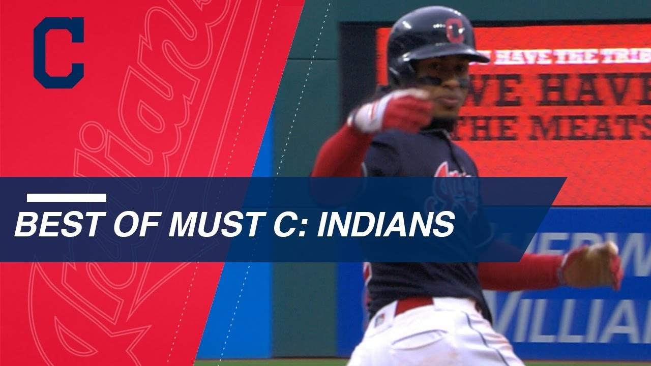 new style 9dbed d6efb Must C  Top moments from the Indians  2018 season