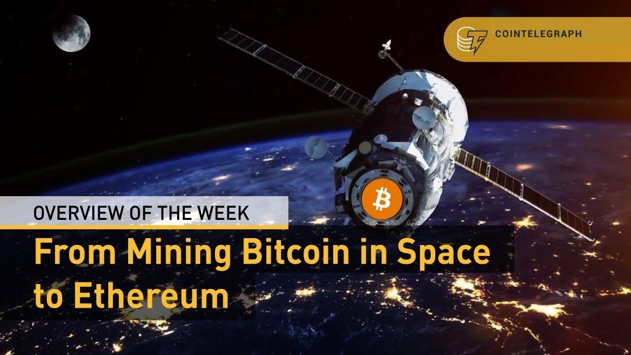 bitcoin space mining)