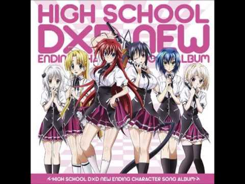 High School DxD New ED2 Lovely ♥ Devil FULL + DL links + Lyrics