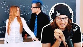 Unge REAGIERT auf Schule Rap von Rezo! | #ungeklickt